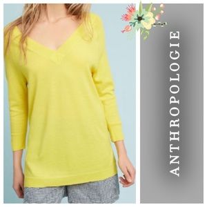 NWT Anthropologie Moth Lightweight Sweater -Size S